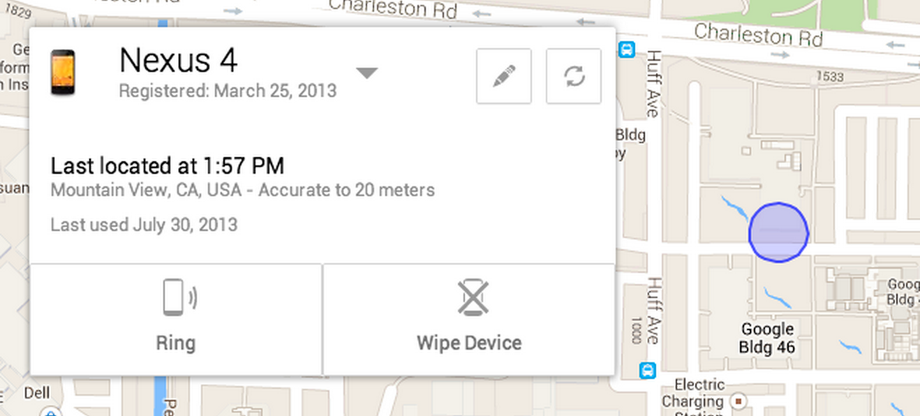 How to use Android Device Manager to protect your phone