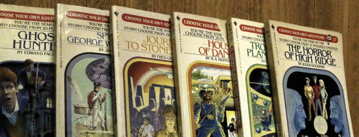 Remember 'Choose Your Own Adventure'? A Kickstarter campaign has launched to bring it to ...