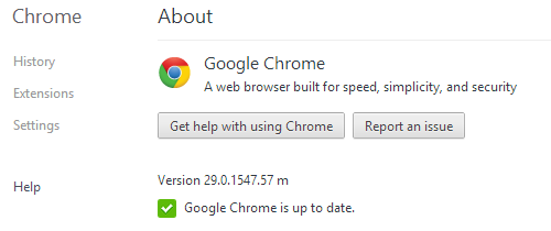 chrome 29 Chrome 29 arrives with omnibox suggestions based on recency of sites, profile resetting, WebRTC on Android