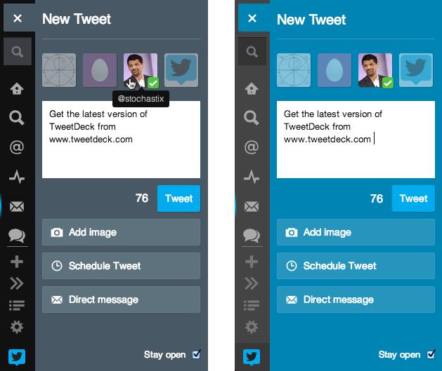 Twitter Revamps TweetDeck's New Tweet Panel