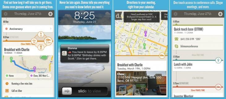 Donna Apple calender app