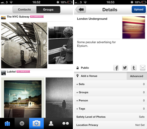 flickr The iPhone photographers toolkit: 9 essential iOS apps for shooting, editing and sharing