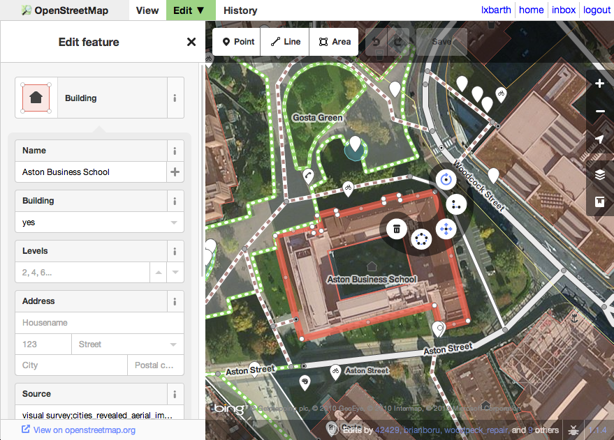 OpenStreetMap Makes ID Editor Its Default Map Maker - Us map editor