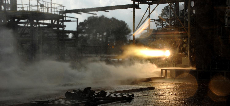 NASA is testing rocket parts made from laser 3D printing