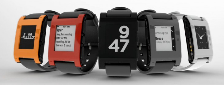 Pebble will open an app store for its smartwatch in early 2014