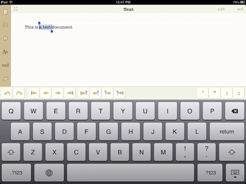 The best writing apps for iPhone and iPad