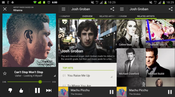 Spotify for Android now supports Thai, Brazilian Portuguese, Turkish, and Malay, pointing at new country ...