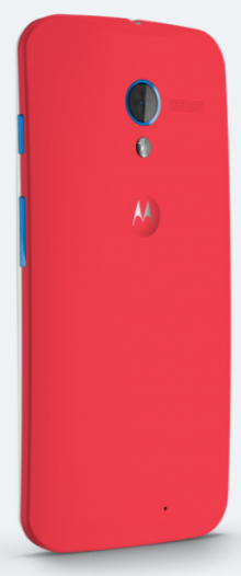 thepatriot motox 220x526 Motorolas custom color tool for the Moto X is live. Here are 10 of our favorite combinations.