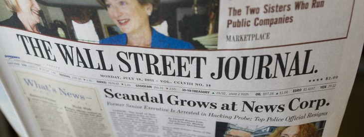 Wall Street Journal becomes latest international news site blocked in China (Update: unblocked)