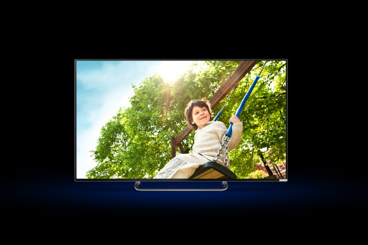 产品正面 730x486 Alibaba launches 55 inch and 42 inch smart TVs in China to extend e commerce into the living room