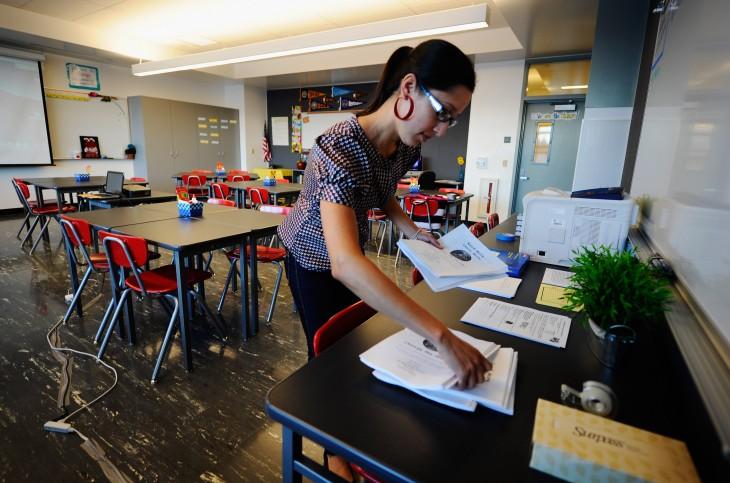 Controversial 578 Million Dollar School Opens In Los Angeles