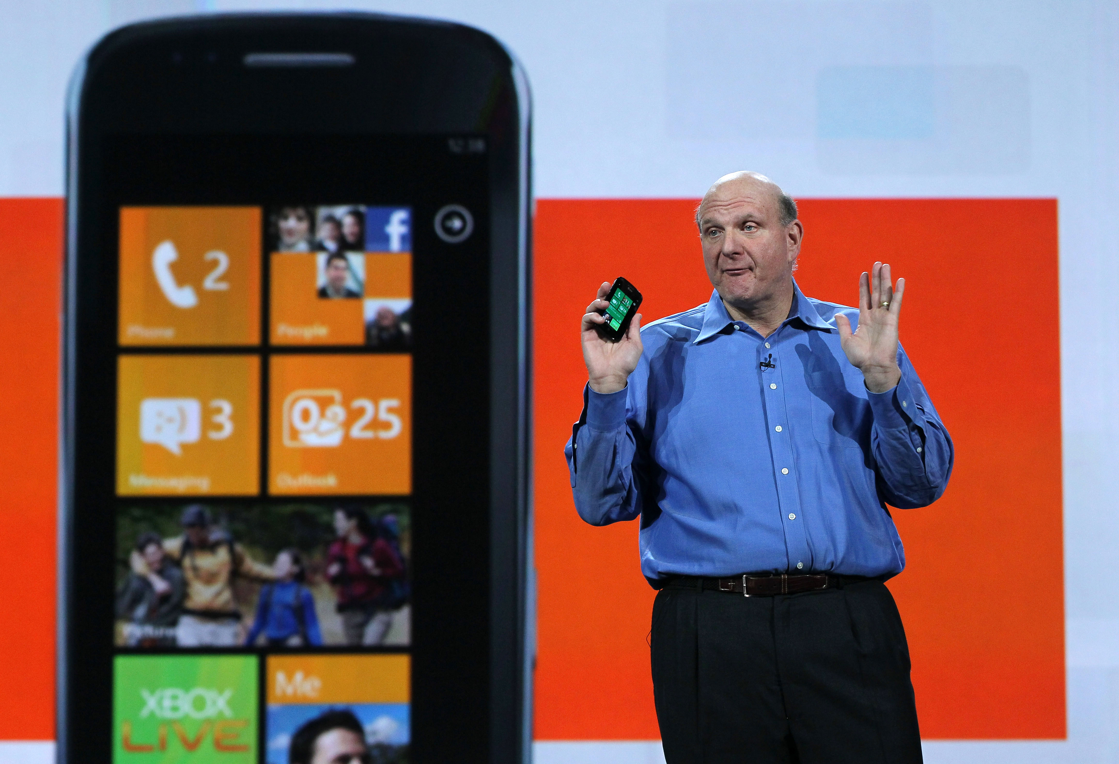 Microsoft Buyback Program: $350 for Apple, Android, BlackBerry Devices