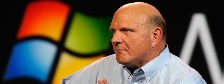Ballmer says a tearful goodbye at his last Microsoft company-wide meeting