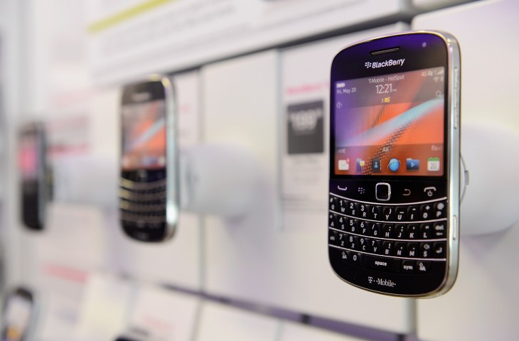 BlackBerry may slash 40 percent of its workforce to cut costs and compete with Apple, Google