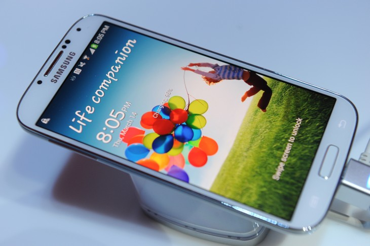 Samsung's Galaxy S5 smartphone will reportedly launch by April and could include eye-scanning tech ...