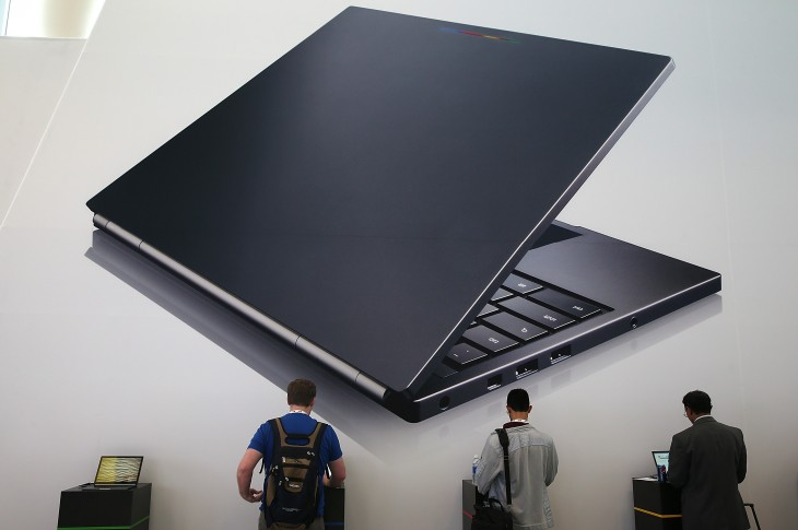 Google reveals new line-up of Chromebooks powered by Intel Haswell microarchitecture