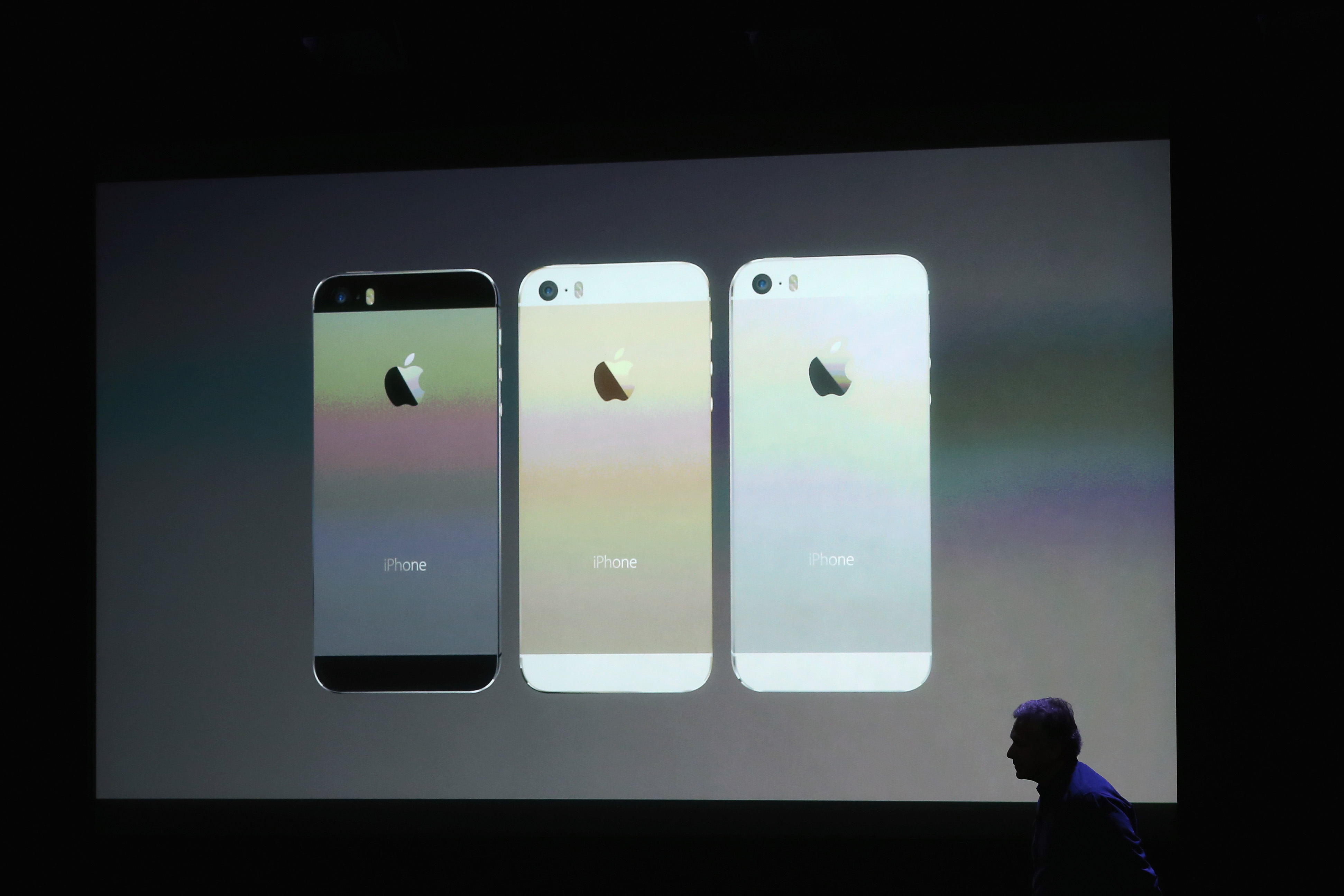 180223809 Apple announces the iPhone 5s