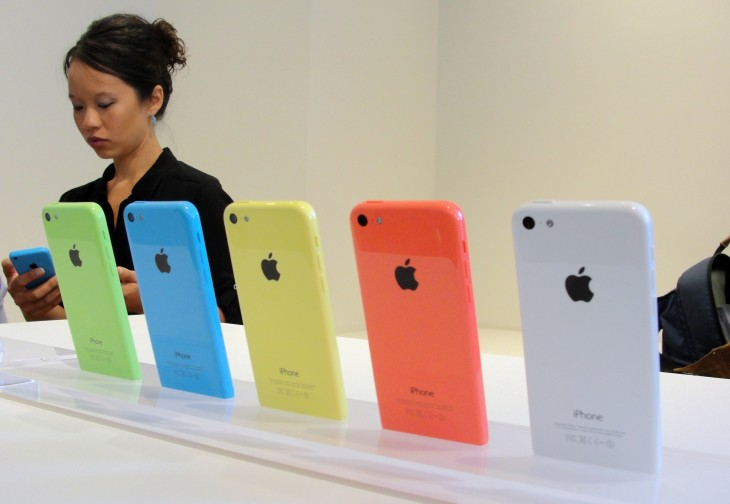 Apple is reportedly reducing iPhone 5c orders from its suppliers