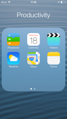 2013 09 18 11.26.23 220x390 iOS 7 review: A bold overhaul that youll grow to love