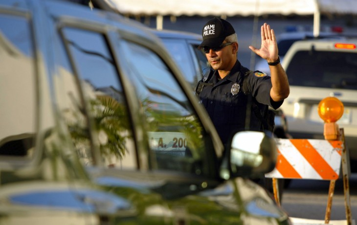 Miami Prepares For FTAA Protesters