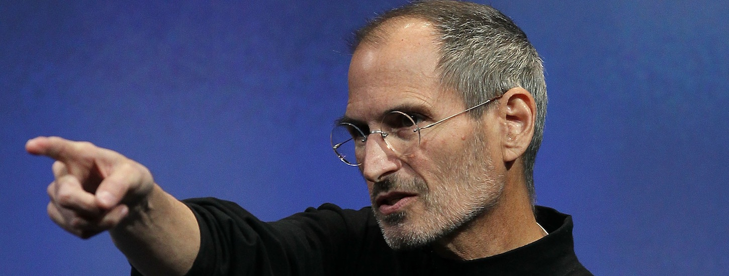 New book claims Steve Jobs once called Android co-founder Andy Rubin a 'big arrogant f***'