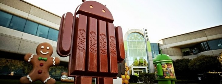 Google rolling out Android 4.4 KitKat update for its Nexus 7 and Nexus 10 tablets