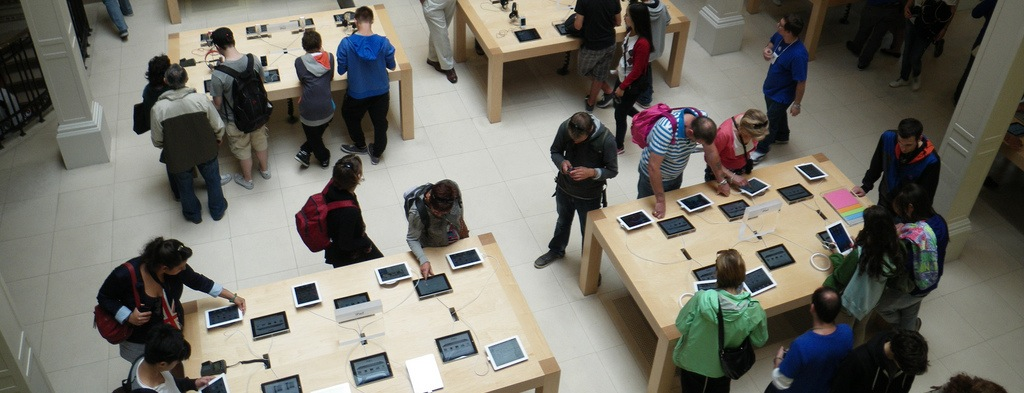 10 Ways that iPads are Transforming Retail