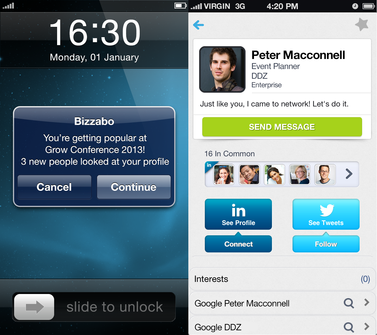 Bizzabo profile Bizzabo updates its iOS and Android apps to make conferences a whole lot more engaging