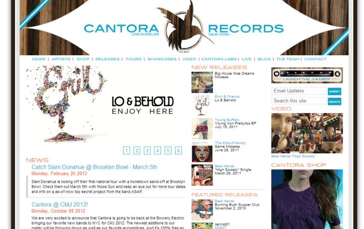 CantoraRecords