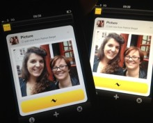 Chirp Image 220x177 Chirp, the clever app that lets you share pictures and more using digital birdsong, hits Android