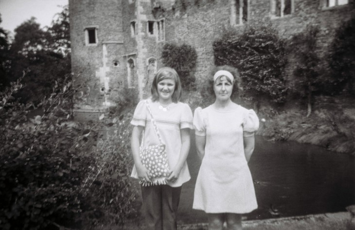 An old film found in a vintage Kodak camera. Can you help reunite the people in these photos?