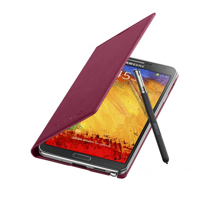 Samsung launches the Galaxy Note 3: 5.7″ 1080p display, Android 4.3, 13MP camera and new S Pen ...