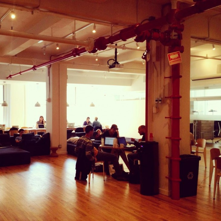 GeneralAssembly2 730x730 The top 20 tech hangouts in New York City