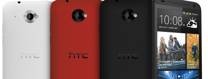 HTC outs 4G-equipped Desire 601, entry-level Desire 300 and 'Vivid Blue' HTC One, One Mini ...