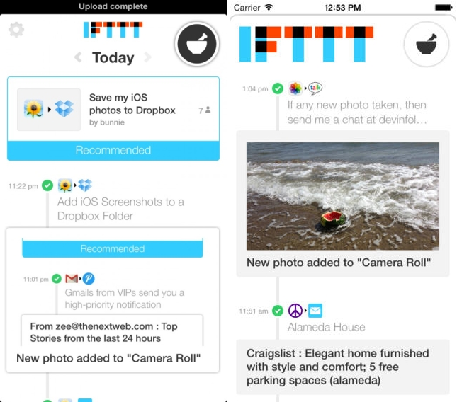 Before and after: The best iOS 7 app redesigns