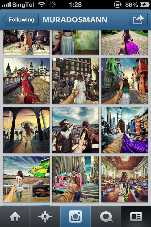 10 Creative Instagram Users You Could Learn From