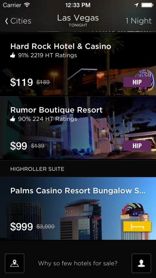 Las Vegas Palms 1