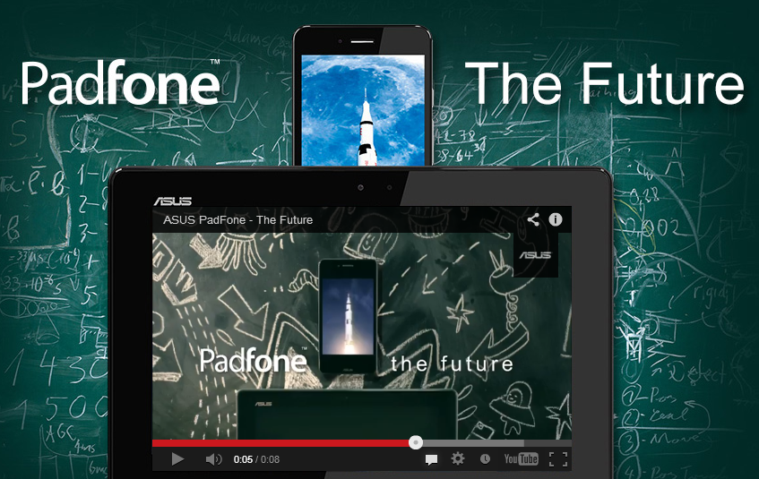 Asus Readies Padfone Infinity for Launch on September 17