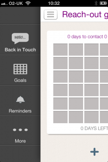 Photo 09 09 2013 10 32 36 220x330 This iPhone app helps you stay in touch with friends by setting goals and reminders