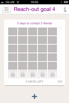 Photo 09 09 2013 10 33 21 220x330 This iPhone app helps you stay in touch with friends by setting goals and reminders