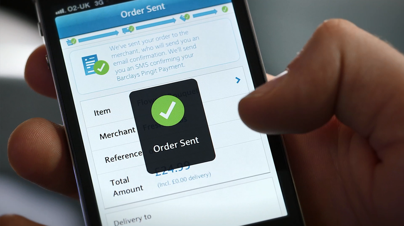 Pingit Barclays Pingit app now lets you buy things by scanning a code or hitting Pay Now with Pingit