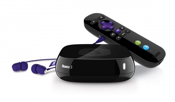 Roku 3 streaming set-top box is now available in Canada for $109.99