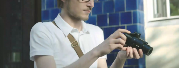 Leaked video ad shows off Sony's upcoming QX100 and QX10 attachable smartphone lenses