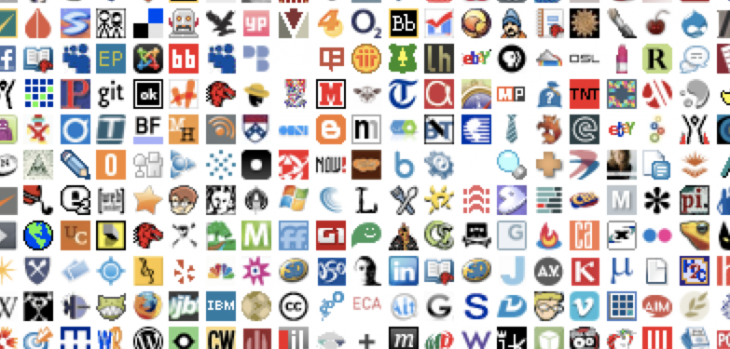 Make better use of your site's favicon with this JS library. Perfect for notifications and badges. ...