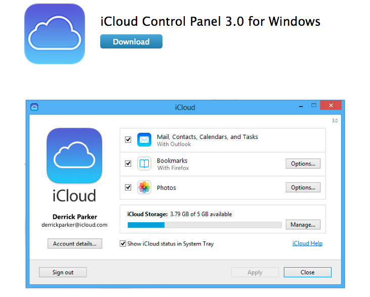 Windows Users Can Now Sync iCloud Bookmarks To Chrome And