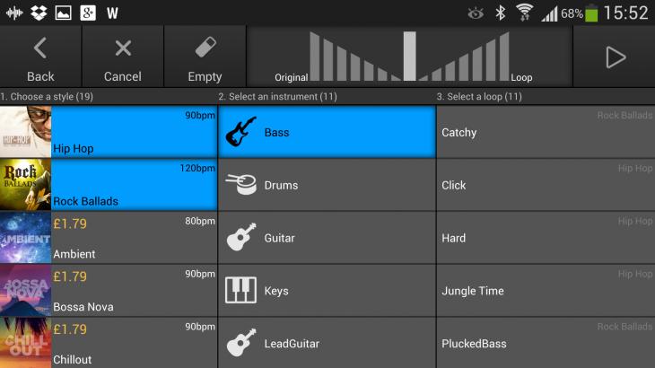 Music Maker Jam скачать на андроид - фото 10