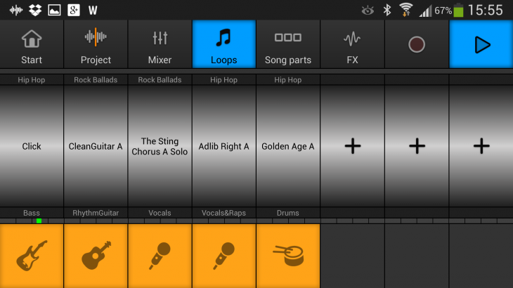 Music Maker Jam скачать на андроид - фото 6