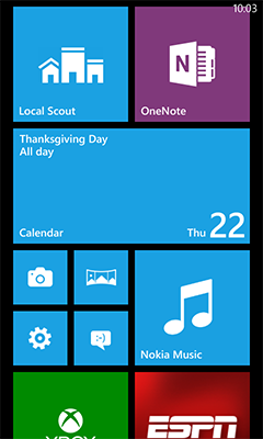 Windows Phone 8 StartScreen Windows Phone's big problem isn't a lack of apps