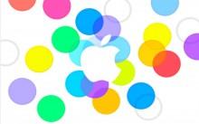 Apple Coloured Dots