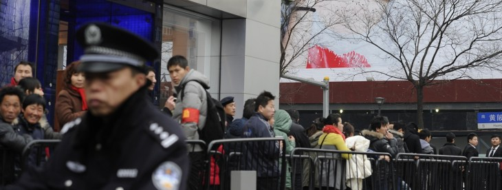 No more iRiots: Why Apple fans in China prefer to buy from carriers